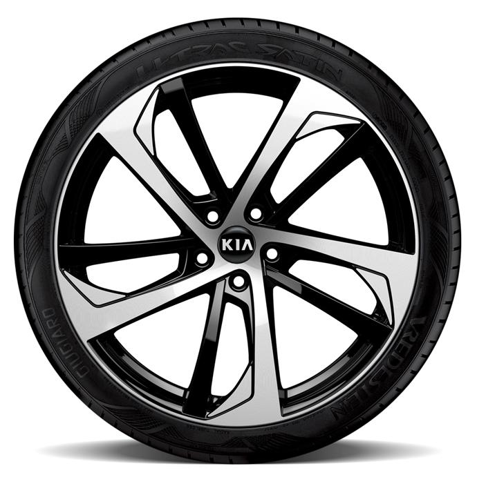 velgen 10 Kia Sportage lichtmetalen velgenset katana 18 inch zkde99kta18iv